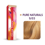 COLOR TOUCH PURE NAT. 9/03 60ML